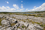 Burren National Parkl. Geological evolution over millions of years has arranged this landscape in such a way that today it is now an area of outstanding natural beauty .