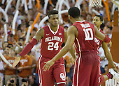 OU vs UT Men's Basketball