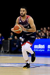 Lewis Champion of Bristol Flyers - Photo mandatory by-line: Ryan Hiscott/JMP - 26/01/2020 - BASKETBALL - Arena Birmingham - Birmingham, England - Bristol Flyers v Worcester Wolves - British Basketball League Cup Final