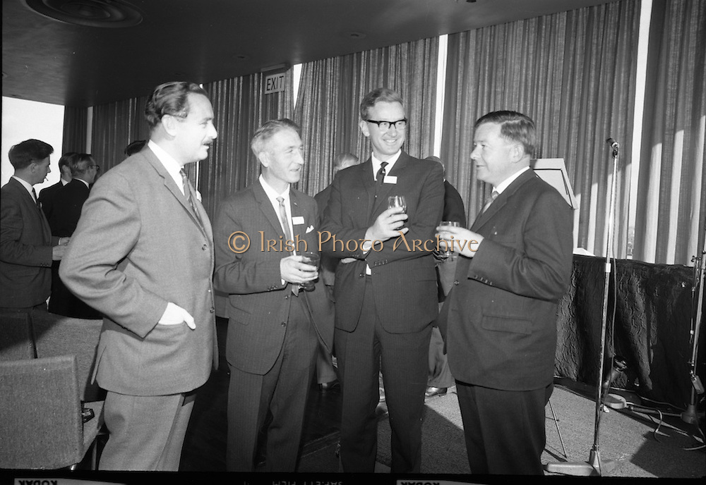 'Dream Topping' launched by Birds at Intercontinental Hotel. The topping was marketed as &lsquo;a great standby to have in the cupboard&rsquo;. <br /> 06.10.1966