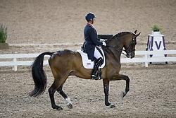 Hester Carl, GBR, Nip Tuck<br /> FEI European Dressage Championships - Goteborg 2017 <br /> © Hippo Foto - Dirk Caremans