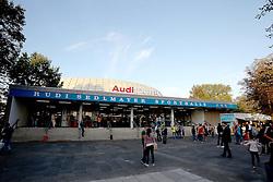 29.09.2011, Audi Dome , Muenchen, GER, Eroeffnungsspiel FC Bayern Muenchen vs Fenerbahce Uelker , im Bild der neue Audi Dome   // during the match FC Bayern Muenchen vs Fenerbahce Uelker, on 2011/09/29, Audi Dome , Munich, Germany, EXPA Pictures © 2011, PhotoCredit: EXPA/ nph/  Straubmeier       ****** out of GER / CRO  / BEL ******