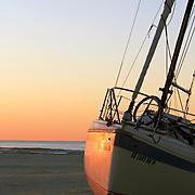 Sunrise at Diamond Beach, New Jersey, USA