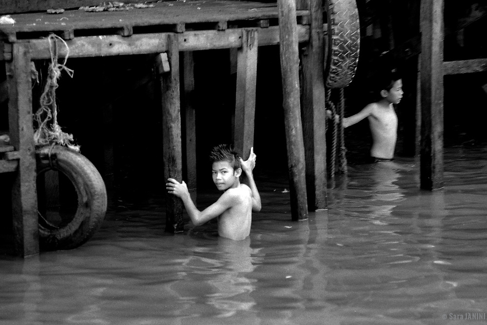 Banjarmasin, Kalimatan, Borneo, Indonesia, Asia