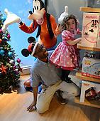 GOSH at Disney Store 2014
