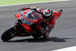 June 1, 2018 - Scarperia, Imola, Italy - Jorge Lorenzo of Ducati Team during the Free Practice 2 of the Oakley Grand Prix of Italy, at International  Circuit of Mugello, on June 01, 2018 in Mugello, Italy  (Credit Image: © Danilo Di Giovanni/NurPhoto via ZUMA Press)