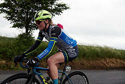 Rozanne Slik (NED) during Stage 1 of 2019 OVO Women's Tour, a 157.6 km road race from Beccles to Stowmarket, United Kingdom on June 10, 2019. Photo by Sean Robinson/velofocus.com