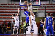 Melsahn Basabe<br /> Leonis Roma - Cuore Napoli Basket<br /> Campionato Basket LNP 2017/2018<br /> Roma 13/01/2018<br /> Foto Gennaro Masi / Ciamillo-Castoria