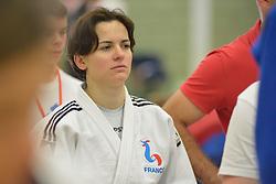 Sandrine Aurieres-Martinet, -52kg, FRA, 2016 Visually Impaired Judo Grandprix, British Judo, Birmingham, England