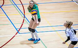18-03-2017 NED:  Finale NOJK B finalisten, Doetinchem<br /> De B-teams waren de finaledag actief in Doetinchem, waar zij in het Topsportcentrum sportief zullen uitvechten wie zich het komende jaar Nederlands kampioen mag gaan noemen / Emmen