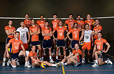 20140513 NED: Nederlands Volleybal team mannen, Arnhem