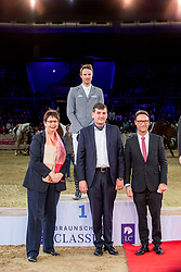 Kukuk Christian, GER, <br /> Grand Prix <br /> Braunschweig - Löwenclassics 2019<br /> © Hippo Foto - Stefan Lafrentz