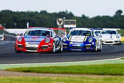 Dino Zamparelli | Bristol Sport Racing | #88 Porsche 911 GT3 Cup Car | Porsche Carrera Cup GB | Race 2 - Mandatory byline: Rogan Thomson/JMP - 07966 386802 - 09/08/2015 - MOTORSPORT - Snetterton Circuit - Norwich, England - BTCC Meeting Day 2.