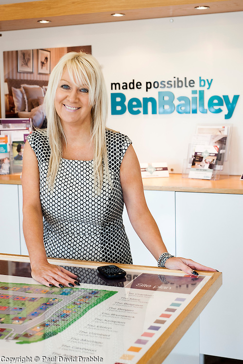 New appointment at Ben Bailey <br /> Lorraine Atkinson<br /> Feild Sales Manager<br /> <br /> May 9 2014<br /> Image &copy; Paul David Drabble <br /> www.pauldaviddrabble.co.uk