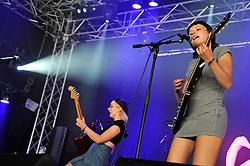August 2, 2018 - LuhmüHlen, Niedersachsen, Deutschland - Gurr live auf dem A Summer's Tale Festival 2018 in der Lüneburger Heide. Luhmühlen, 02.08.2018 (Credit Image: © Future-Image via ZUMA Press)