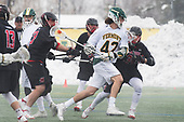 Hartford vs. Vermont Men's Lacrosse 04/01/17