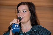 Singer Bjork Gudmundsdottir