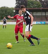 Mark Smith  - Aberdeen v Dundee, SPFL Under 20s League at Glebe Park, Brechin<br /> <br />  - &copy; David Young - www.davidyoungphoto.co.uk - email: davidyoungphoto@gmail.com