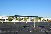 Parking Lot At South Coast Plaza