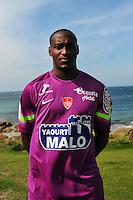 Donovan Leon - 09.09.2015- Photo Officielle de Brest - Ligue 2<br /> Photo : Philippe Le Brech / Icon Sport