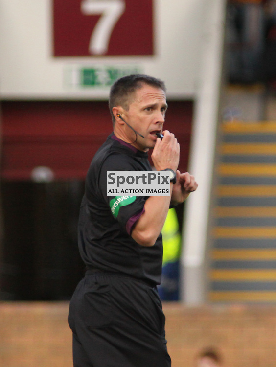 crawford allan, referee (c) Craig Jardine | sportpix.org.uk