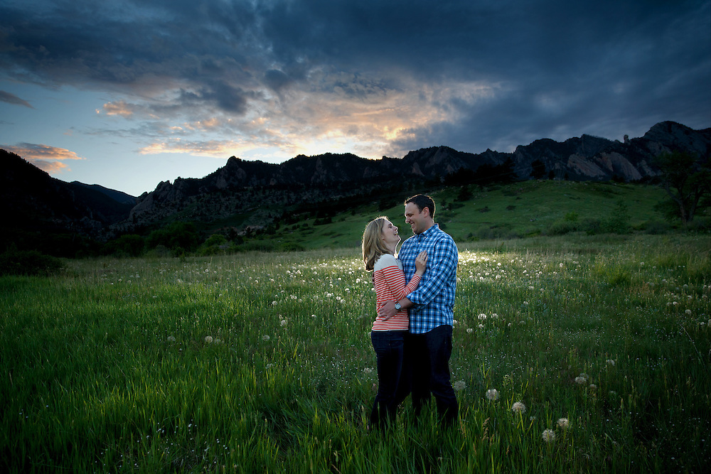 Jonathan Gibney and Kristy Werther celebrate their 10 year anniversary at Eldorado Springs in Boulder, Sunday, June 14, 2015. Photo by Justin Edmonds