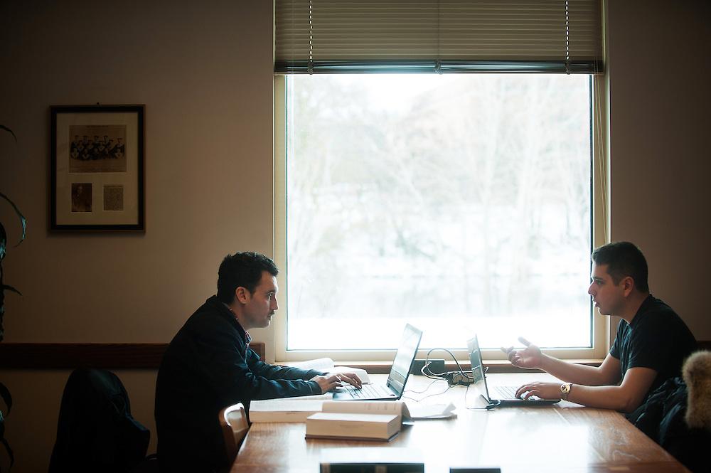Gonzaga Law School. (Photo by Gonzaga University)