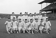 National League Final, Tipperary v Waterford. Waterford Team..07.05.1961
