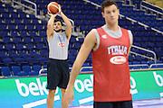 DESCRIZIONE: Berlino EuroBasket 2015 - Allenamento<br /> GIOCATORE:Alessandro Gentile<br /> CATEGORIA: Allenamento<br /> SQUADRA: Italia Italy<br /> EVENTO:  EuroBasket 2015 <br /> GARA: Berlino EuroBasket 2015 - Allenamento<br /> DATA: 08-09-2015<br /> SPORT: Pallacanestro<br /> AUTORE: Agenzia Ciamillo-Castoria/I.Mancini<br /> GALLERIA: FIP Nazionali 2015<br /> FOTONOTIZIA: Berlino EuroBasket 2015 - Allenamento