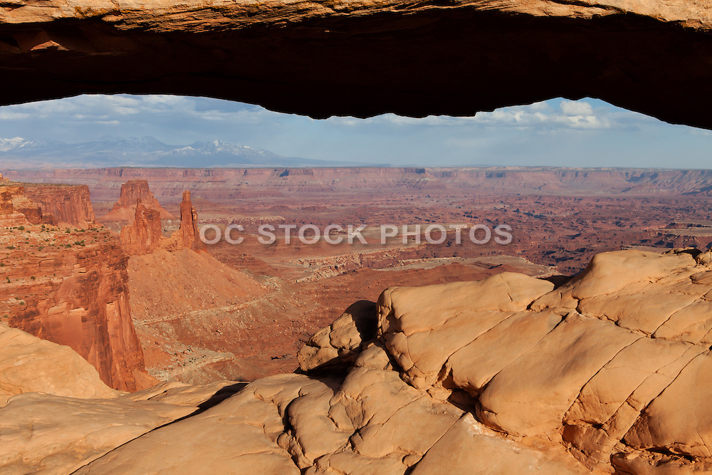 Mesa Arch Canyonlands National Park in Utah