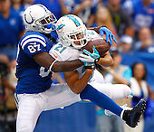 NFL - Indianapolis Colts vs Miami Dolphins - Indianapolis, Indiana
