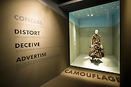Camouflage Exhibition Imperial War Museum Clients: Casson Mann & IWM