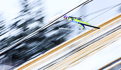 21.02.2016, Salpausselkae Schanze, Lahti, FIN, FIS Weltcup Ski Sprung, Lahti, Herren, im Bild Andreas Wellinger (GER) // Andreas Wellinger of Germany competes during Mens FIS Skijumping World Cup of the Lahti Ski Games at the Salpausselkae Hill in Lahti, Finland on 2016/02/21. EXPA Pictures © 2016, PhotoCredit: EXPA/ JFK