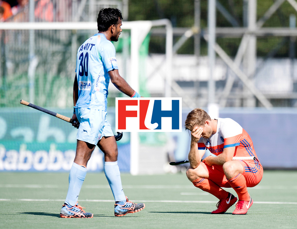 BREDA - Rabobank Hockey Champions Trophy<br /> The Netherlands - India<br /> Photo: Jeroen Hertzberger.<br /> COPYRIGHT WORLDSPORTPICS FRANK UIJLENBROEK