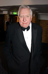 LORD HATTERSLEY at the 2004 Whitbread Book Awards held at The Brewery, Chiswell Street, London EC1 on 25th January 2005.<br />