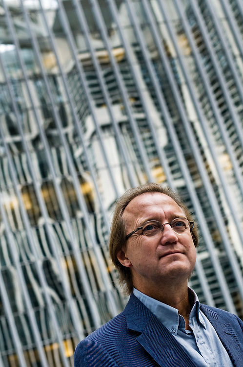 Mats Karlsson, World Bank..Photographer: Chris Maluszynski /MOMENT