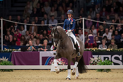 Dujardin Charlotte, GBR, Valegro<br /> FEI World Cup Dressage <br /> Olympia Horse Show -London 2016<br /> © Hippo Foto - Jon Stroud<br /> 13/12/16