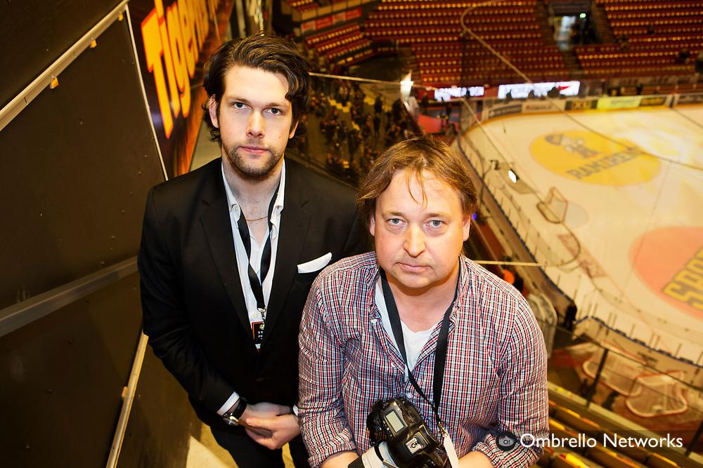 G&Auml;VLE  2012-04-15<br /> SM-FINAL ISHOCKEY BRYN&Auml;S VS SKELLEFTE&Aring; AIK