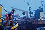 porto peschereccio di Skibberren, teatro <br /> dell'unica incursione dei pirati barbareschi mai avvenuta in Irlanda