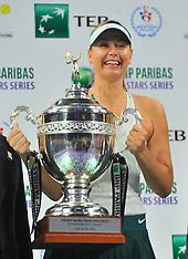 Istanbul Open Tennis Stars Series - 26 Nov 2017