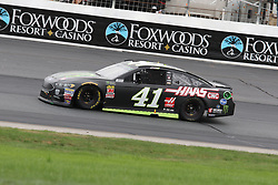 July 22, 2018 - Loudon, NH, U.S. - LOUDON, NH - JULY 22: Kurt Busch, driver of the #41 Monster Energy/Haas Automation Energy Ford in turn 4 during the Monster Energy Cup Series Foxwoods Resort Casino 301 race on July, 21, 2018, at New Hampshire Motor Speedway in Loudon, NH. (Photo by Malcolm Hope/Icon Sportswire) (Credit Image: © Malcolm Hope/Icon SMI via ZUMA Press)