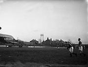 04/12/1954<br /> 12/04/1954<br /> 04 December 1954 Shelbourne v Limerick at Tolka park, Dublin.