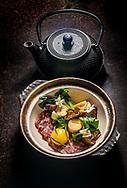 Yuki Hana,  Sukiyaki, photo by Roberto Gonzalez