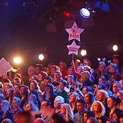NLD/Hilversum/20130112 - 4e Liveshow Sterren Dansen op het IJs 2013, publiek