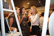 HEATHER THOMSON; LU ANNE DE LESSEPS; INDIA HICKS, , Jonathan Adler Store opening. Sloane St. London. 16 November 2011. <br /> <br />  , -DO NOT ARCHIVE-© Copyright Photograph by Dafydd Jones. 248 Clapham Rd. London SW9 0PZ. Tel 0207 820 0771. www.dafjones.com.