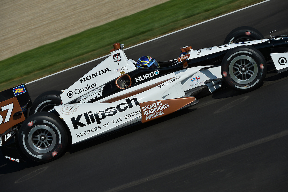 Josef Newgarden, Grand Prix of Indianapolis, Indianapolis Motor Speedway, Indianapolis, IN USA 5/10/2014