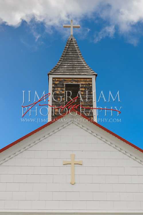 St Bartholomew's Anglican Church, St Barthelemy FWI. Photography Jim Graham