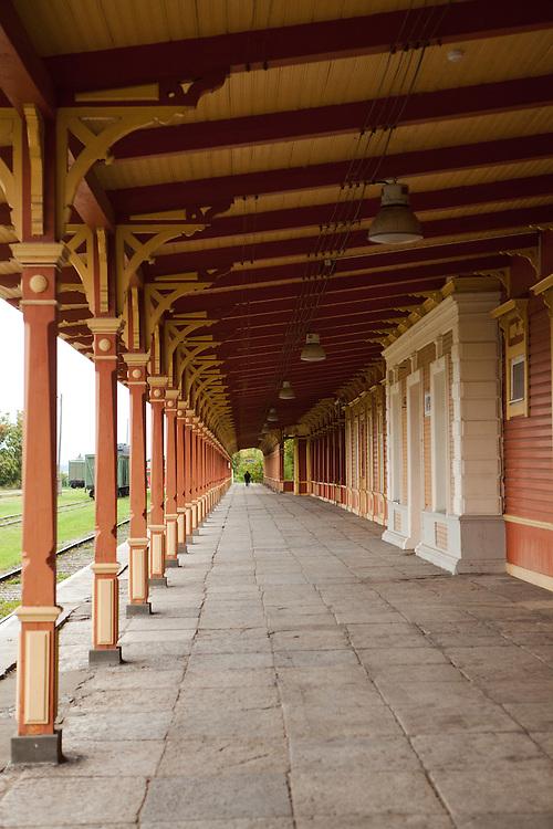 Railway Station, Haapsalu