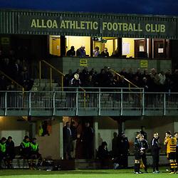 Alloa Athletic v Ayr United | Scottish League One | 25 November 2017