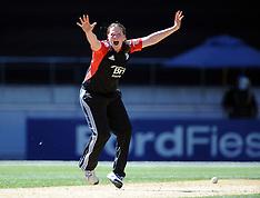 Wellington-Cricket, Twenty20, New Zealand v England, woman